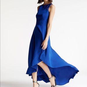 Halston heritage great lengths dress size 4